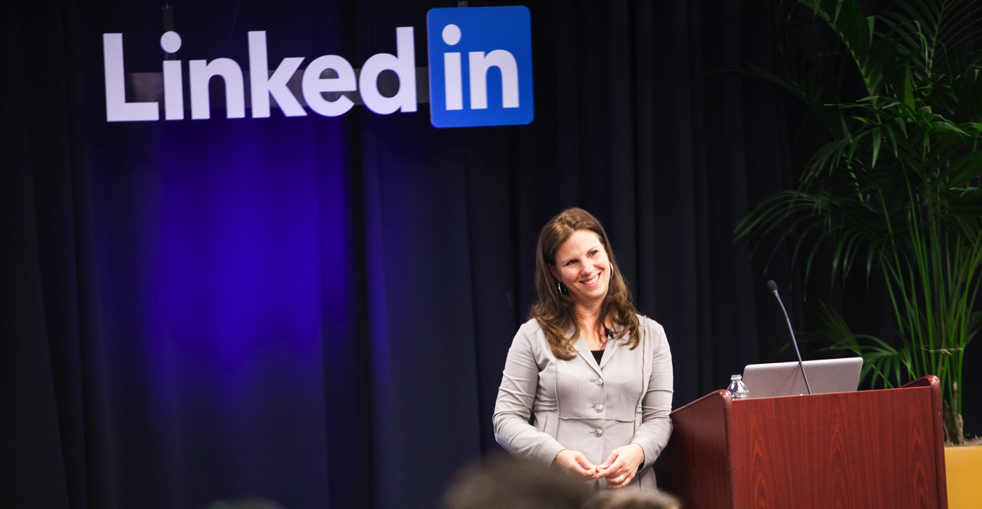 Lessons From Great Storytellers: LinkedIn Speaker Series with Nancy Duarte