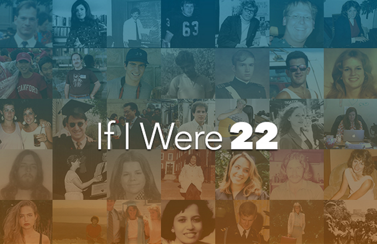if i were 22 80 influencers share lessons from their youth