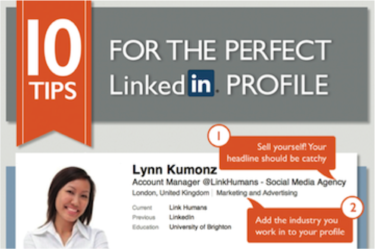 life work ways your linkedin profile dream