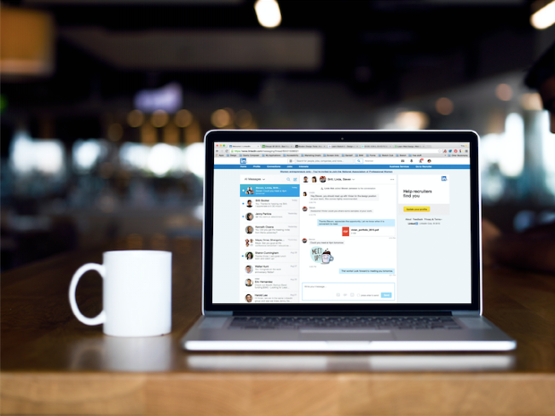 New messaging experience comes to LinkedIn, finally! | Official ...