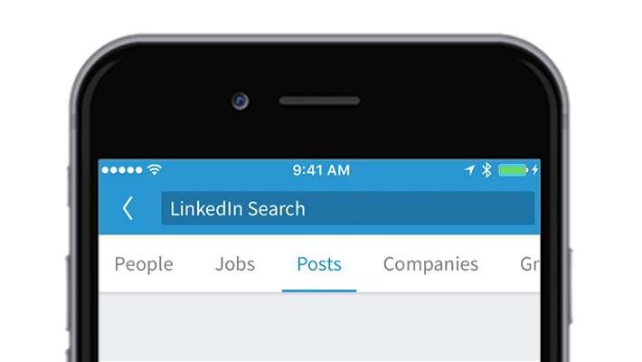 Tap Into Professional Knowledge with Content Search at LinkedIn